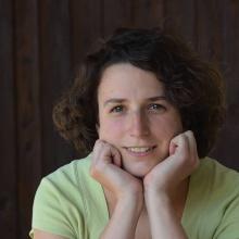 This image shows Solène Guenat