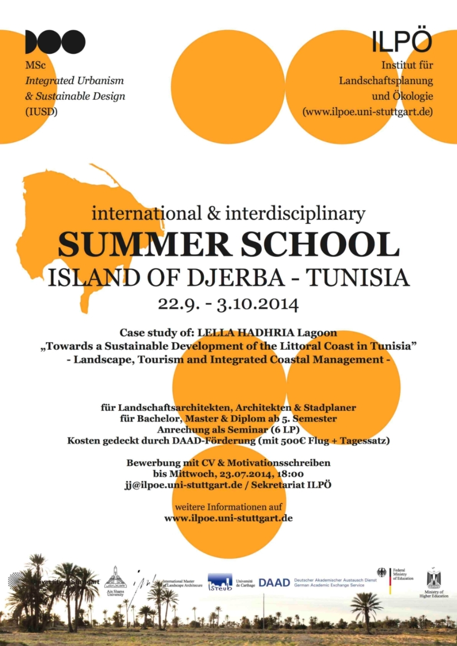 Summerschool Djerba